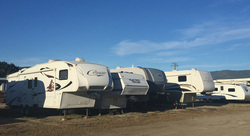 Auto, Boat & RV Storage in Salmon Arm, BC - ABC Storage