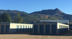 Indoor Self Storage Units Salmon Arm, BC - ABC Storage